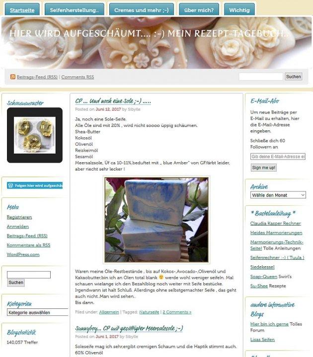 Sibilles-Blog